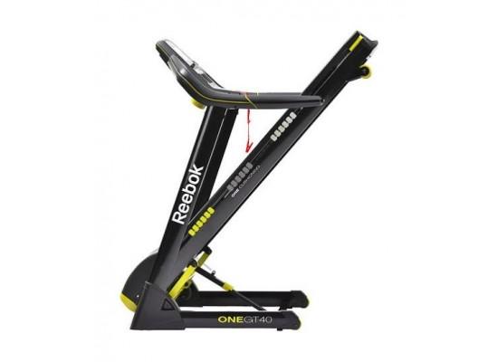 Reebok One Series Treadmill (GT40) - Black & Yellow