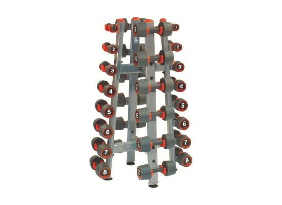 Reebok Pro Dumbbell Rack (RSRK-DB)