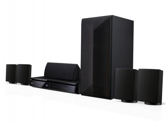 LG LHB625 3D Blu-Ray/DVD Streaming Home Entertainment System
