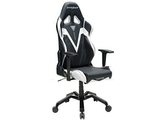 DXRacer Valkyrie Series Gaming Chair - Black White