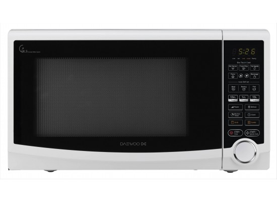 Daewoo Grill Microwave (KOG188H) 50 Litres - White