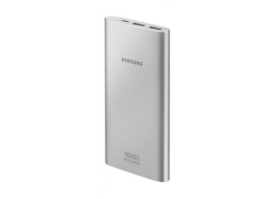 Samsung 10000 mAh Type-C Power Bank - Silver
