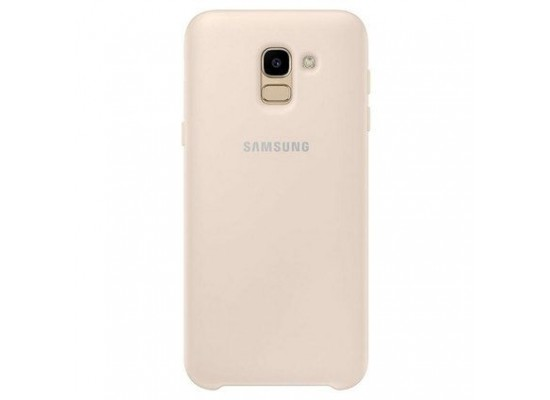 e0db1c86467 Samsung dual layer case for galaxy j6 - gold Price in Kuwait