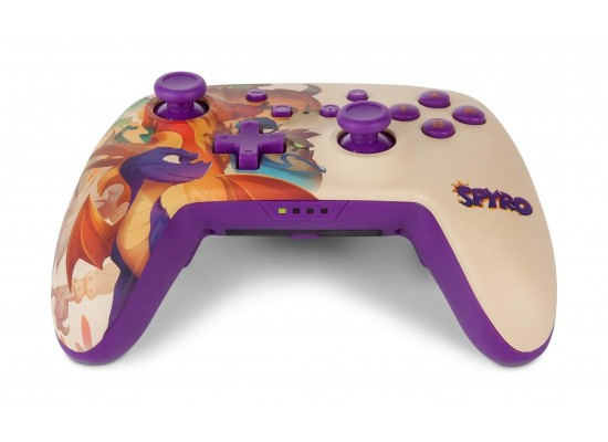 Enhanced Wireless Controller for Nintendo Switch - Spyro