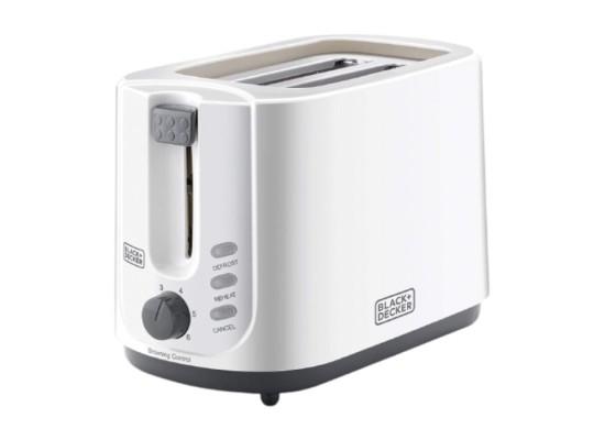 Black & Decker 750W Toaster (ET125-B5) in Kuwait | Buy Online – Xcite