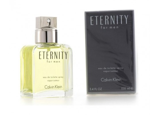 Eternity by Calvin Klein For Men 100 mL Eau de Toilette