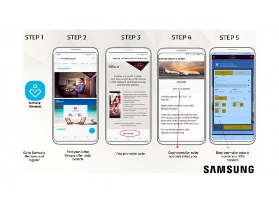 SAMSUNG Galaxy S8 Plus 64GB Phone - Gold