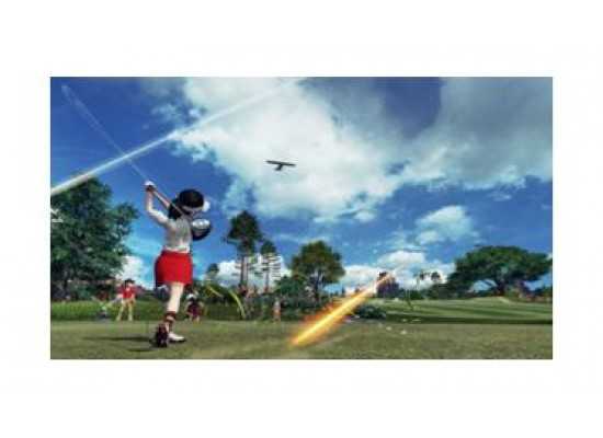 Everybodys Golf Standard Edition - Playstation 4 Game 4