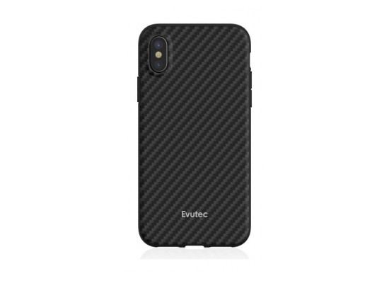 uk availability 406bf 0e72f Evutec AER Karbon Case With Vent Mount For iPhone X - Black