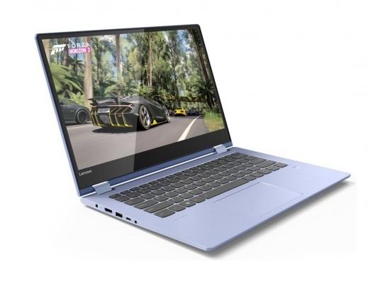 Lenovo Yoga 530 Core i7 16GB RAM 512GB SSD 14 Inch Convertible Laptop - Blue