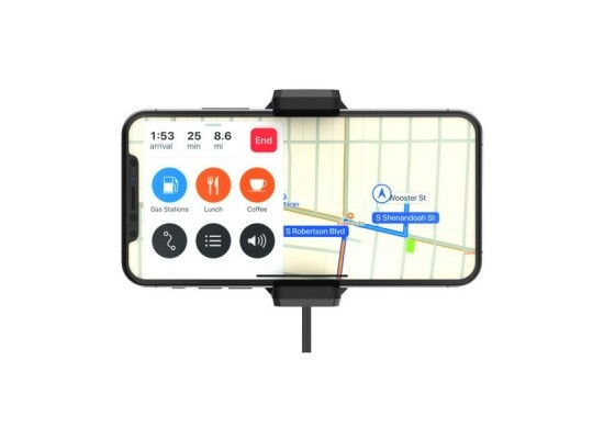 Belkin BOOSTUP Wireless Charging Car Mount (F7U053bt) - Black