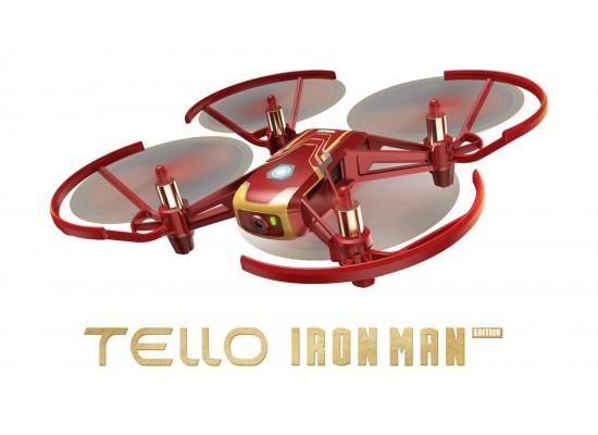 DJI Tello Quadcoper - Iron Man Edition