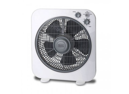 Black+Decker 12-inches Box Fan (FB1220-B5)