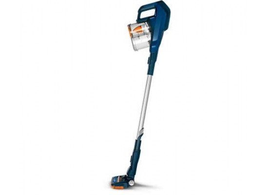 Philips SpeedPro Cordless Stick Vacuum Cleaner (FC6724/61) - Blue