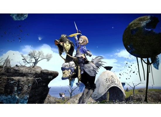 Final Fantasy XIV A Realm Reborn + Heavensward - PC Game