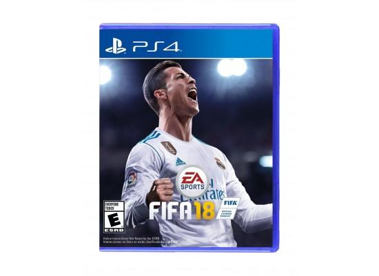 FIFA 18: Standard Edition: PlayStation 4 Game