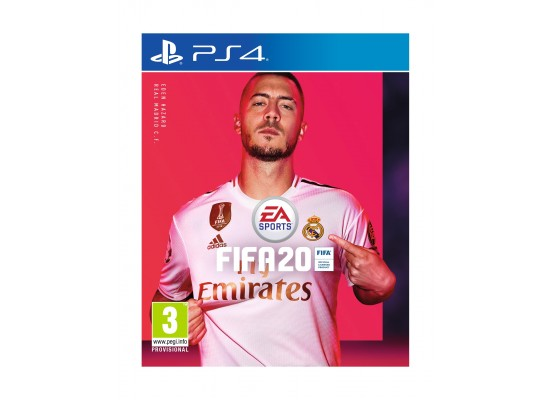 FIFA 20 Standard Edition - PlayStation 4 Game