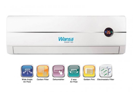 Wansa Diamond Split AC 24000 BTU
