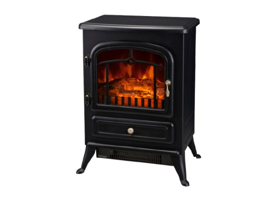 Wansa (ND-180M) 1850W Fireplace Electric Heater