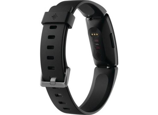 Fitbit Inspire HR Fitness Tracker (FB413BKBK) - Black