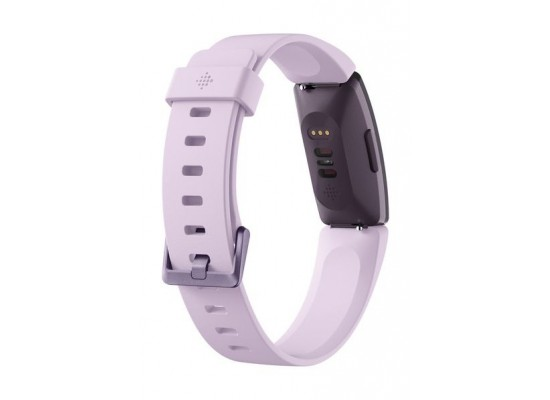 Fitbit Inspire HR Fitness Tracker - Lilac 2