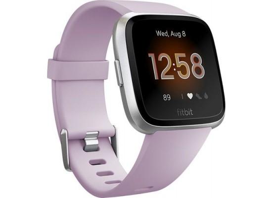 Fitbit Versa Lite Edition Smartwatch (FB415SRLV) - Lilac