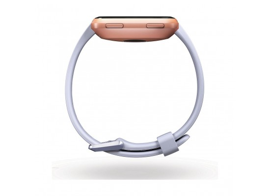 Fitbit Versa Smat Fitness Tracker - Rose Gold/Periwinkle