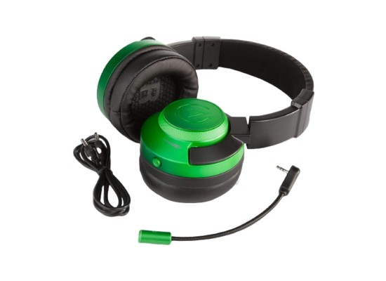 PowerA Fusion Wired Emerald Fade Gaming Headset in Kuwait   Buy Online – Xcite