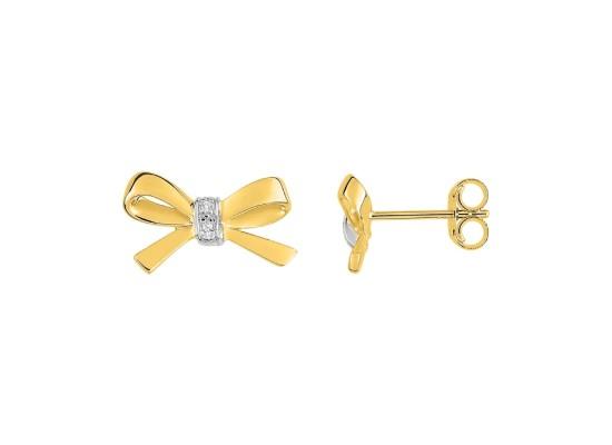 Fontenay Ladies Earrings - Brass - Gold Plated  (DSW358Z) in Kuwait   Xcite Alghanim