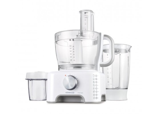 Kenwood 900W Multipro Classic Food Processor (FP730) – White
