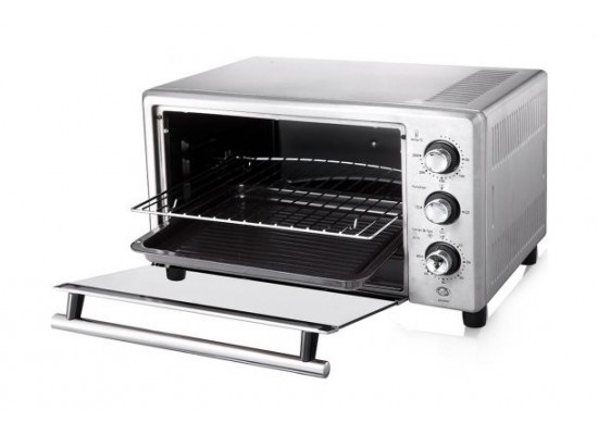 Kenwood 1900W 25L Electric Oven (MO746) – Silver