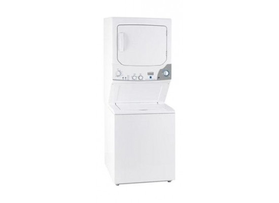 Frigidaire Laundry Center Stack Washer & Dryer - MKTG15GNAWB