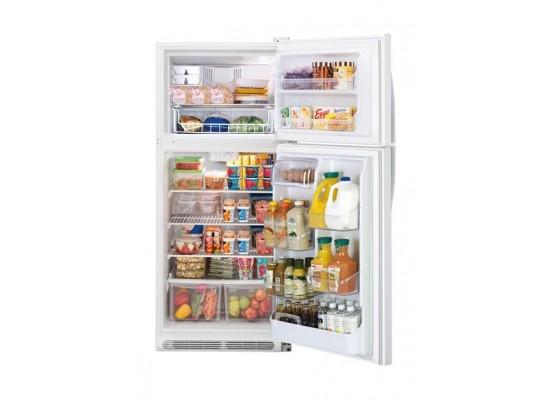 Frigidaire MRTW23V7RW Top Mount Refrigerator - Open View