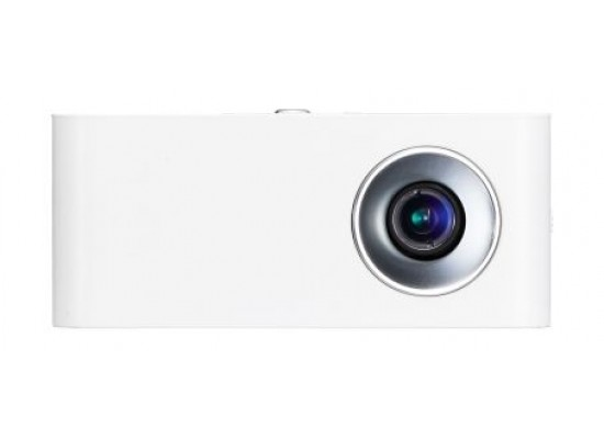 LG PH30JG HD 720p LED Portable MiniBeam Projector - Front View