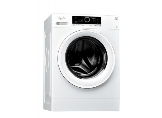 Whirlpool FSCR80213 Front Load Washer 8kg - White