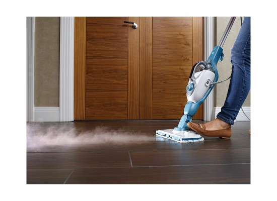 Black+Decker 15 in 1 Steam Mop 1300 Watts