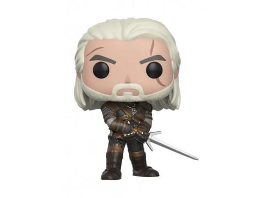 Funko Pop Games Witcher Geralt Action Figure