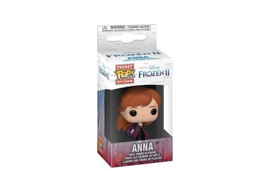 Funko Pop Frozen 2 Anna Keychain