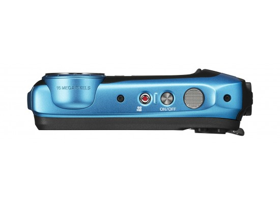 Fujifilm FinePix XP130 Waterproof Digital Camera - Blue