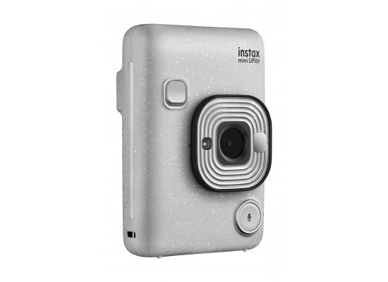 Fujifilm Instax Mini LiPlay Camera - Stone White