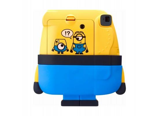Minion Camera Case : Fujifilm minion instax mini 8 instant film camera xcite kuwait