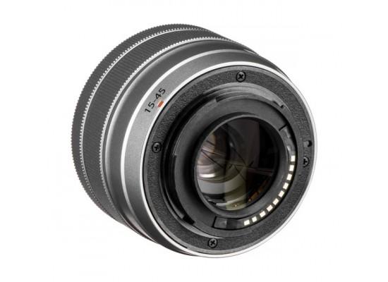 Fujifilm X-A7 Mirrorless Digital Camera with 15-45mm Lens - Silver