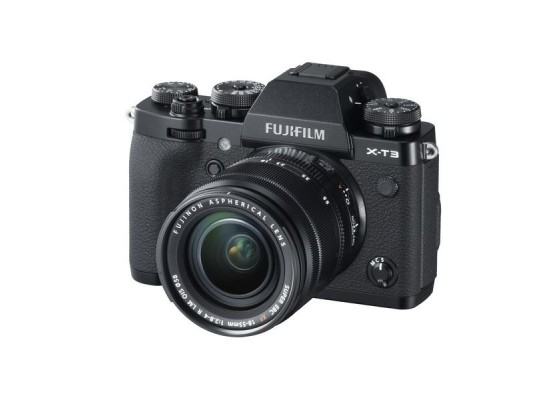 Fujifilm X-T30 Mirrorless Camera + 18-55mm Lens - Black