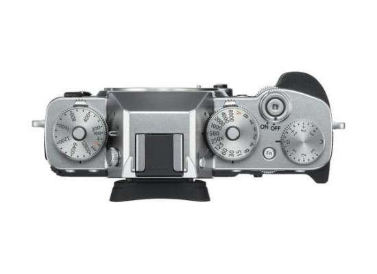 Fujifilm X-T3 Mirrorless Digital Camera Body Only - Silver