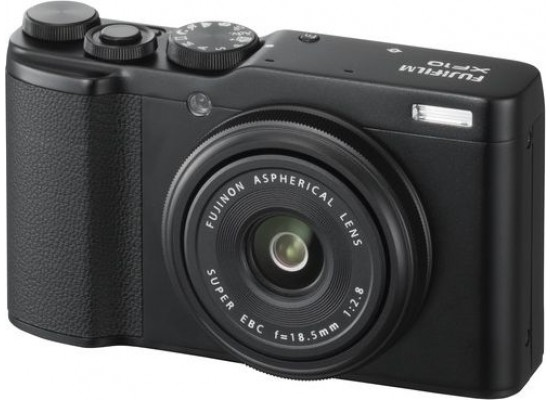 Fujifilm XF 10 24.2MP Digital Camera - Black