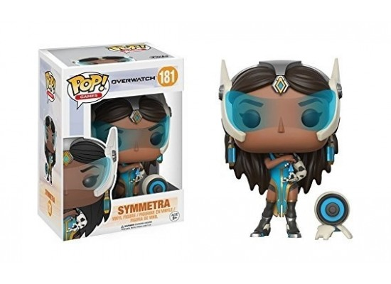 Funko Games Overwatch Collectible Figure -Symmetra