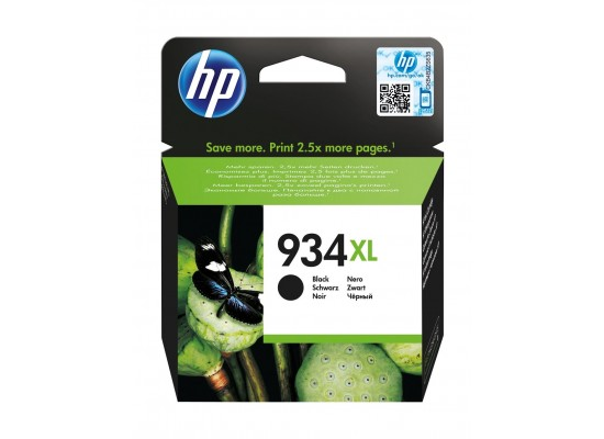 HP Ink 934XL Black Ink
