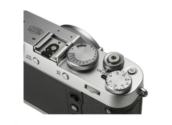 Fujifilm X100F 24.3MP Digital Camera - Silver