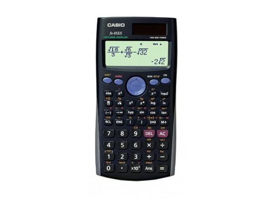 Casio Scientific Calculator (FX-85ES) – Black | Xcite Alghanim