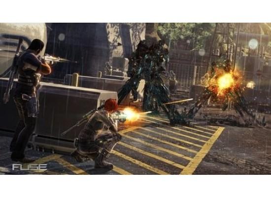 Fuse Xbox 360 Game Xcite Alghanim Electronics Best Online